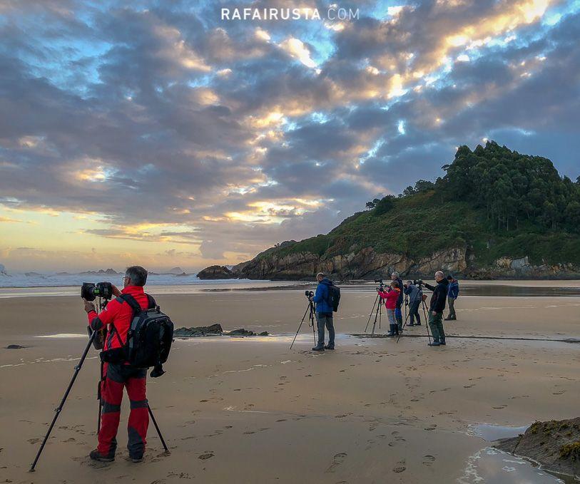 Taller Fotografía Costa Asturias octubre 2018, 18