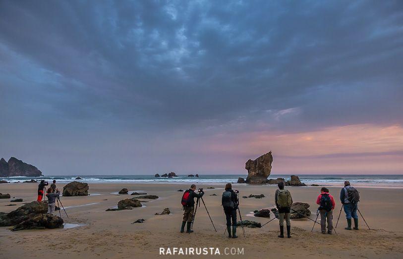 Taller Fotografia Costa Asturias