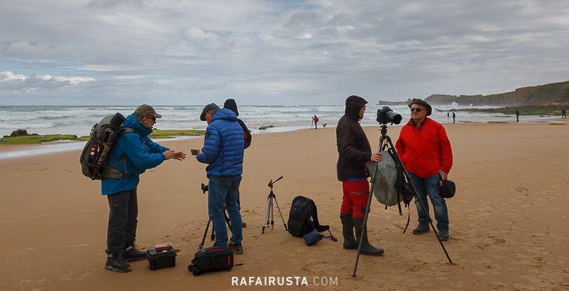 Taller Fotografia Costa Cantabria