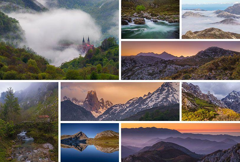 Galería Picos de Europa, Rafa Irusta