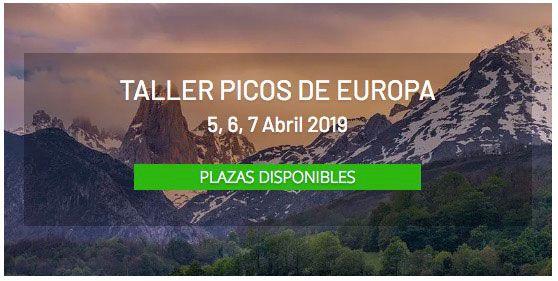 Taller de Fotografía de Paisaje en Picos de Europa con Rafa Irusta