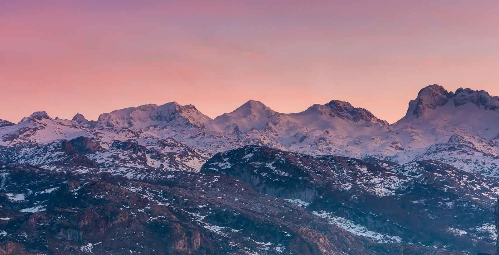 Galería Picos de Europa, Asturias
