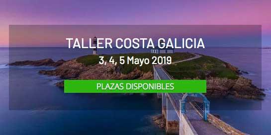 Taller Fotográfico Costa Galicia con Rafa Irusta