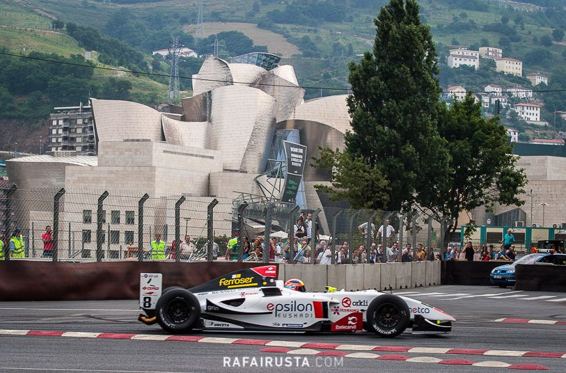 Robert Kubica, World Series by Renault, Bilbao 2005