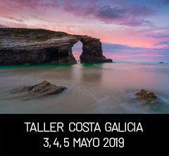 Taller Costa Galicia con Rafa Irusta