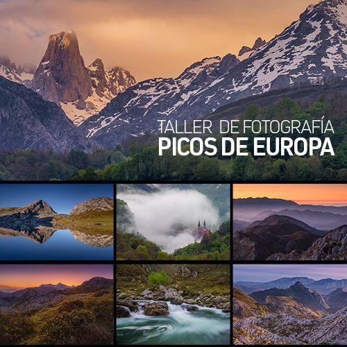 Taller Picos de Europa, Asturias