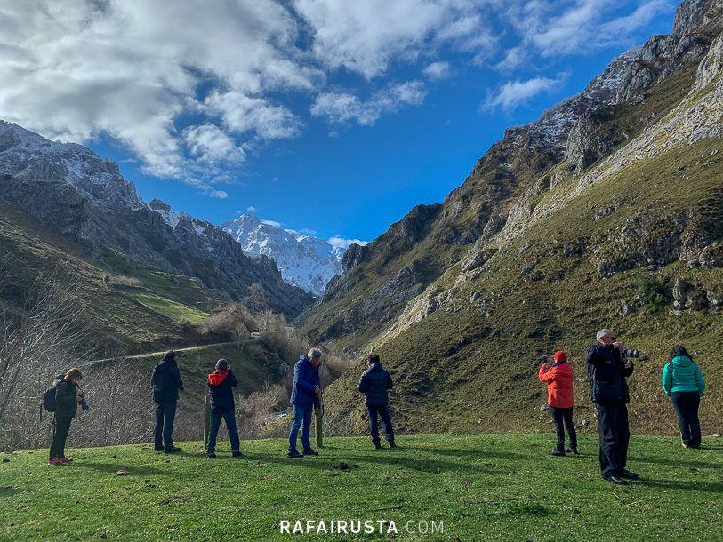 Taller Picos de Europa, abril 2019, 5