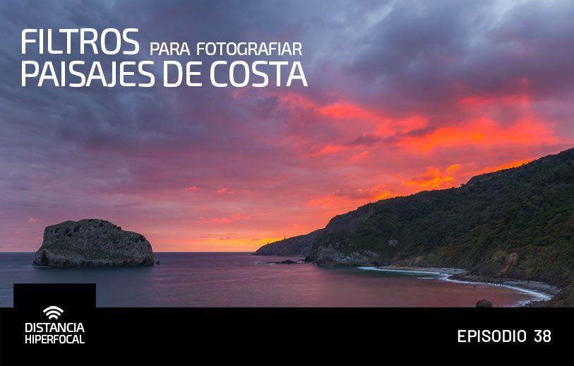 Filtros para fotografiar Paisajes de Costa