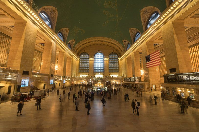 Grand Central Terminal, New York, Foto de Sandra Vallaure