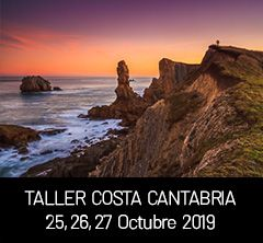 Taller Costa Cantabria con Rafa Irusta