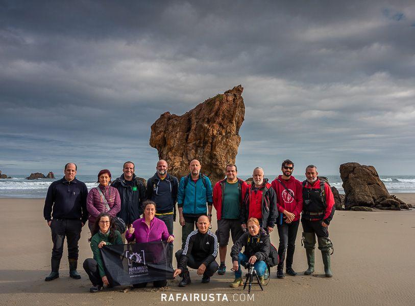 Taller Costa Asturias septiembre 2019