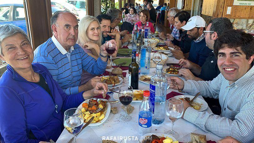 Taller Fotografía Costa Galicia, resumen 2019, comida