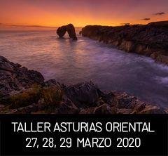 Taller Costa Asturias Oriental con Rafa Irusta
