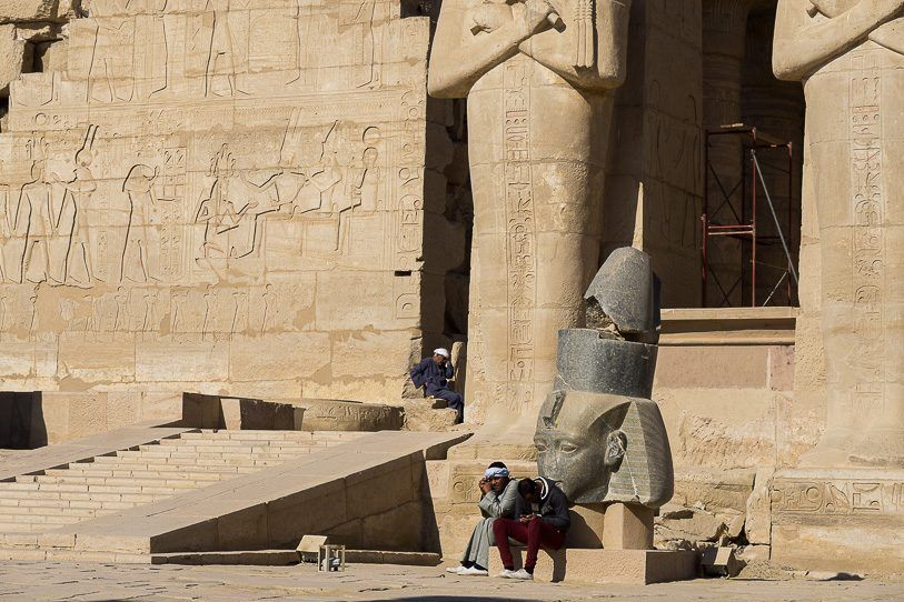 Sandra Vallaure - Egipto 06