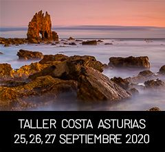 Taller Costa Asturias con Rafa Irusta