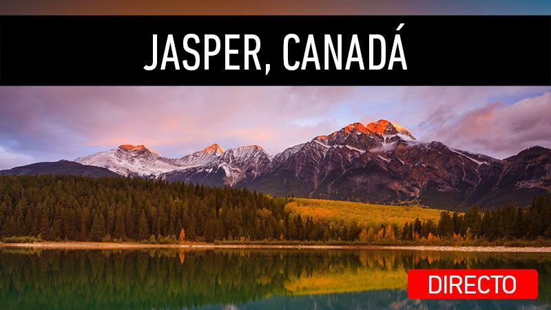 Directo en mi canal de YouTube. Viaje a Jasper, Canadá
