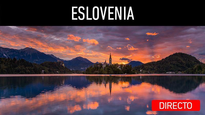 Directo en mi canal de YouTube. Viaje a Eslovenia