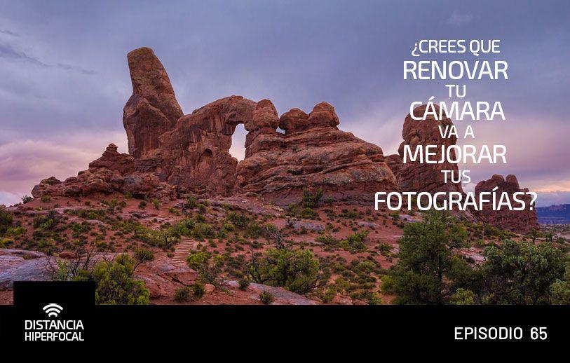 ¿Crees que renovar tu cámara va a mejorar tus fotografías?