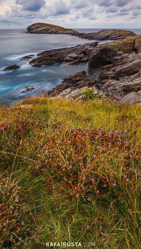 Imágenes usando objetivos descentrables, Cantabria