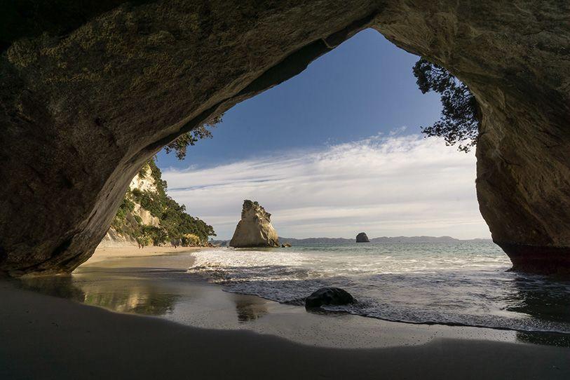 Península de Coromandel, Isla Norte, Nueva Zelanda