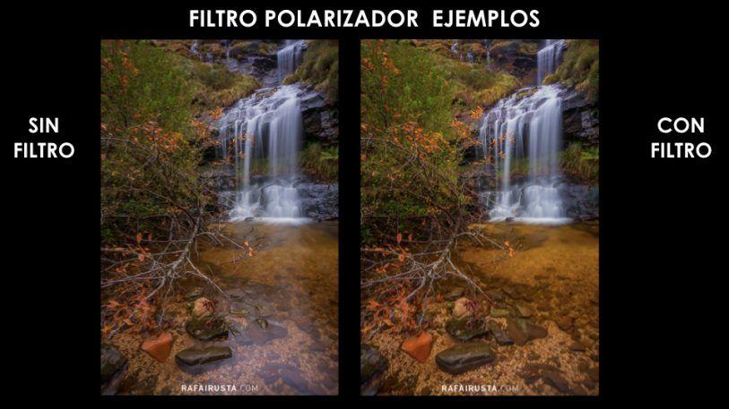Filtro polarizador y cómo usarlo en Fotografía de Paisaje, ejemplo 2