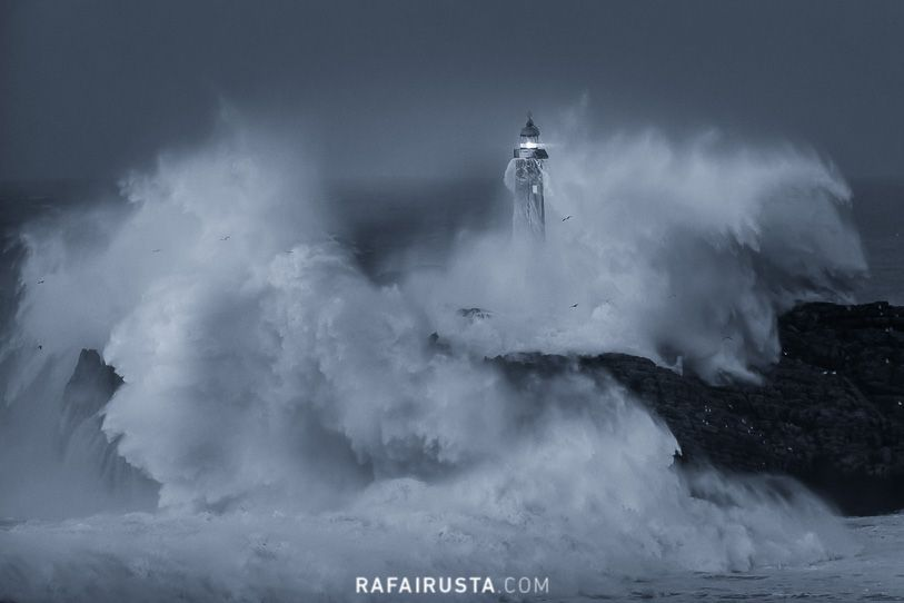 Ciclogéneis, Isla de Mouro, Santander