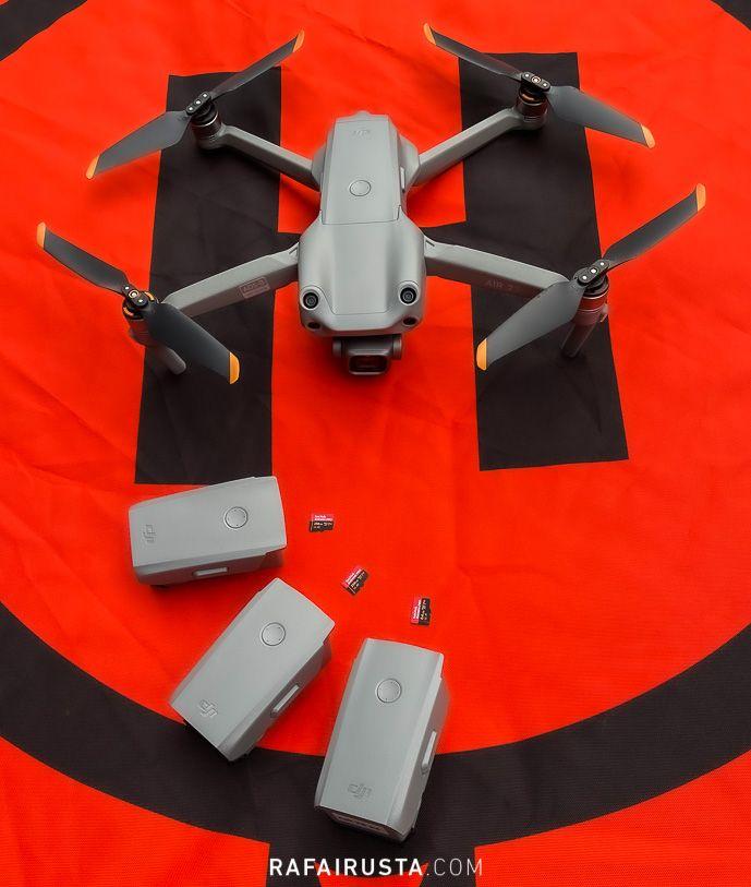 Baterías del dron DJI Air 2s